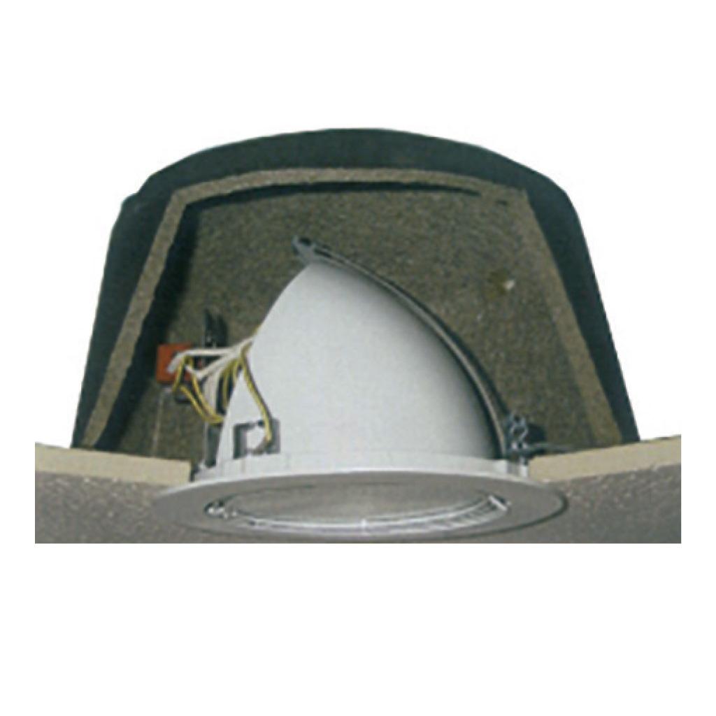 lamp tussen vloer en plafond
