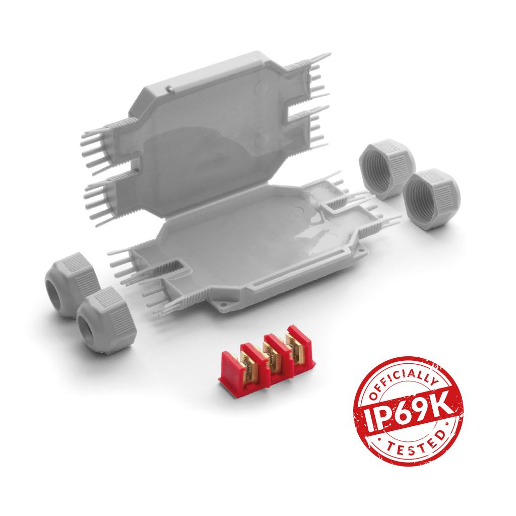 Little Joint X IP68 - microgiunzioni per connessioni derivate