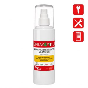 Spray igienizzante superfici 125ml