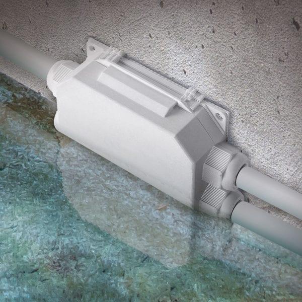 Ready Box IP68 - Installazione in acqua
