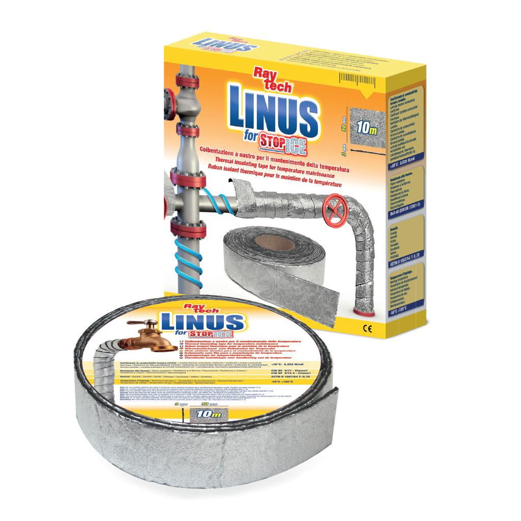 Ultra Le ruban adhésif isolant thermique | Raytech NV-16