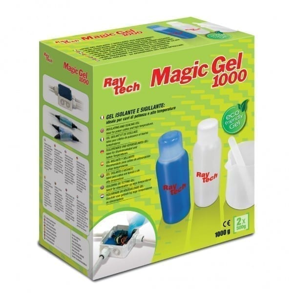 Magic Gel - insulating for electrical joints