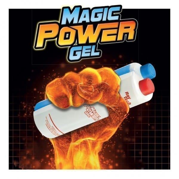 Magic Power Gel - Gel autoagglomerante riutilizzabile