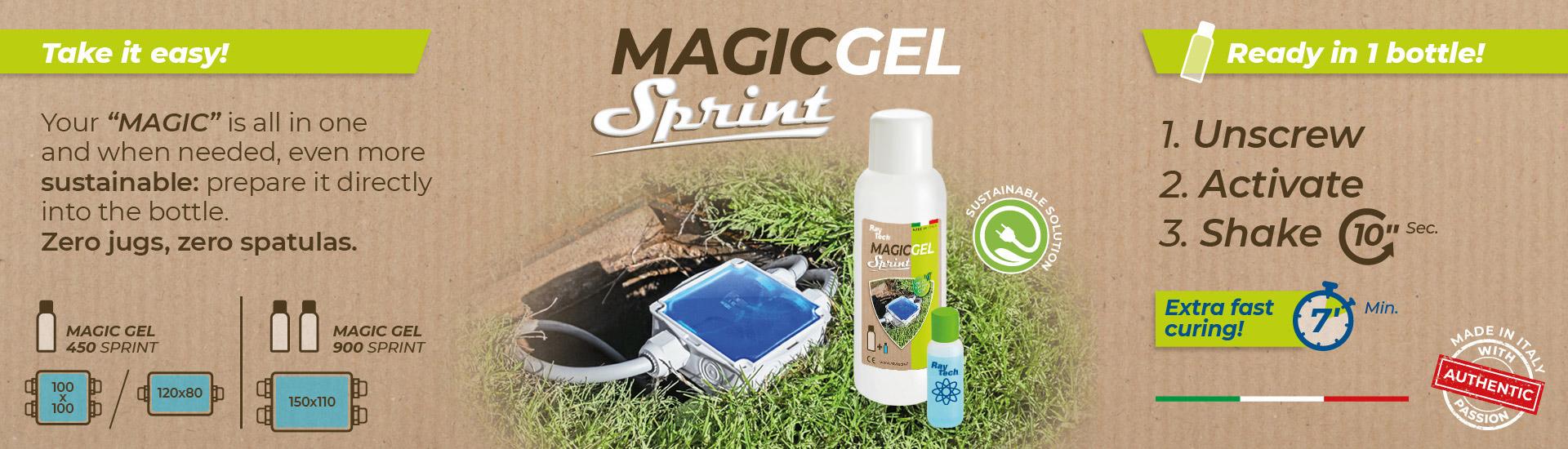 MagicGel Sprint