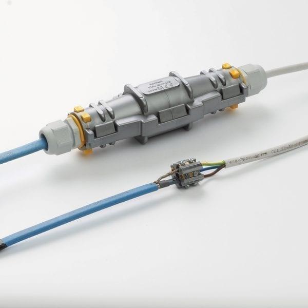 MCA Universal IP68 - Terminale di connessione al cavo di alimentazione