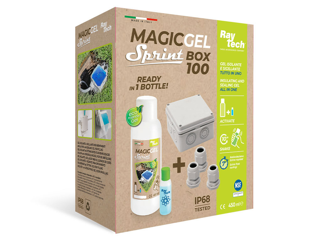Magic Gel Sprint Box100