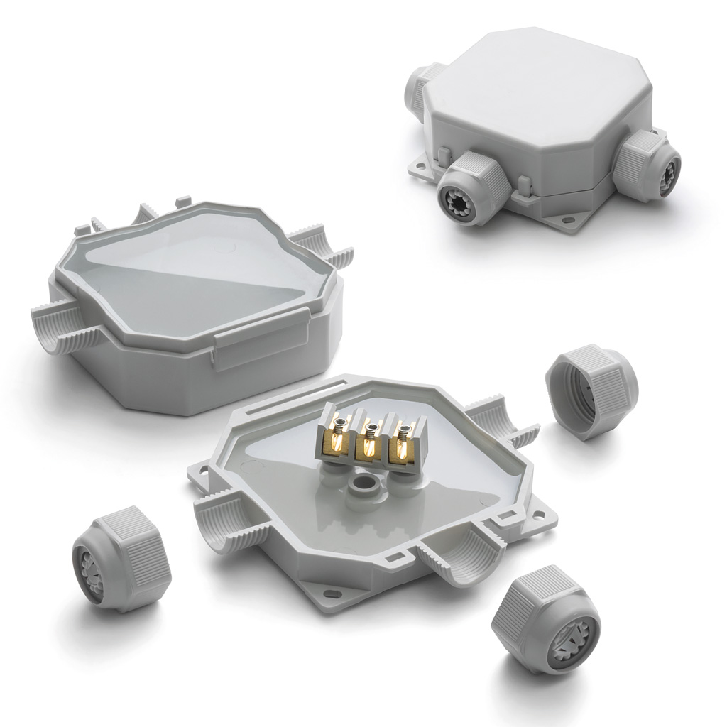 Raytech Ready Box IP68