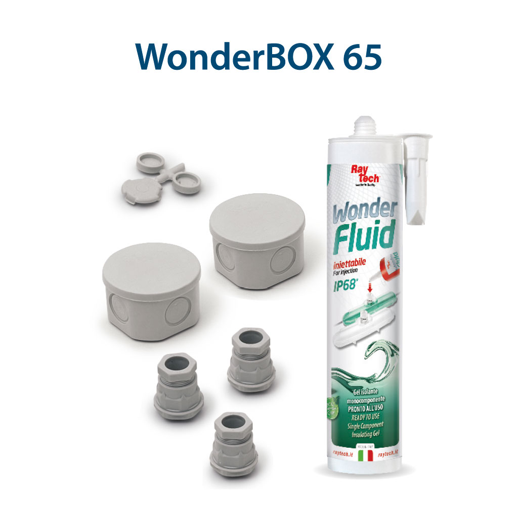 WonderBox 65 - IP68