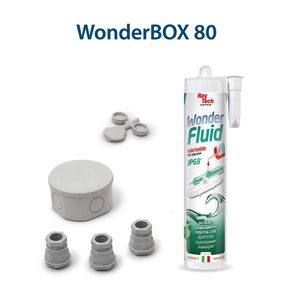 WonderBox 80 - IP68