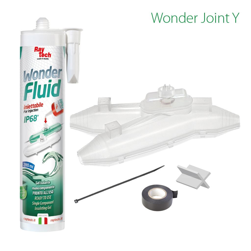 Wonder Joint - Giunto elettrico IP68