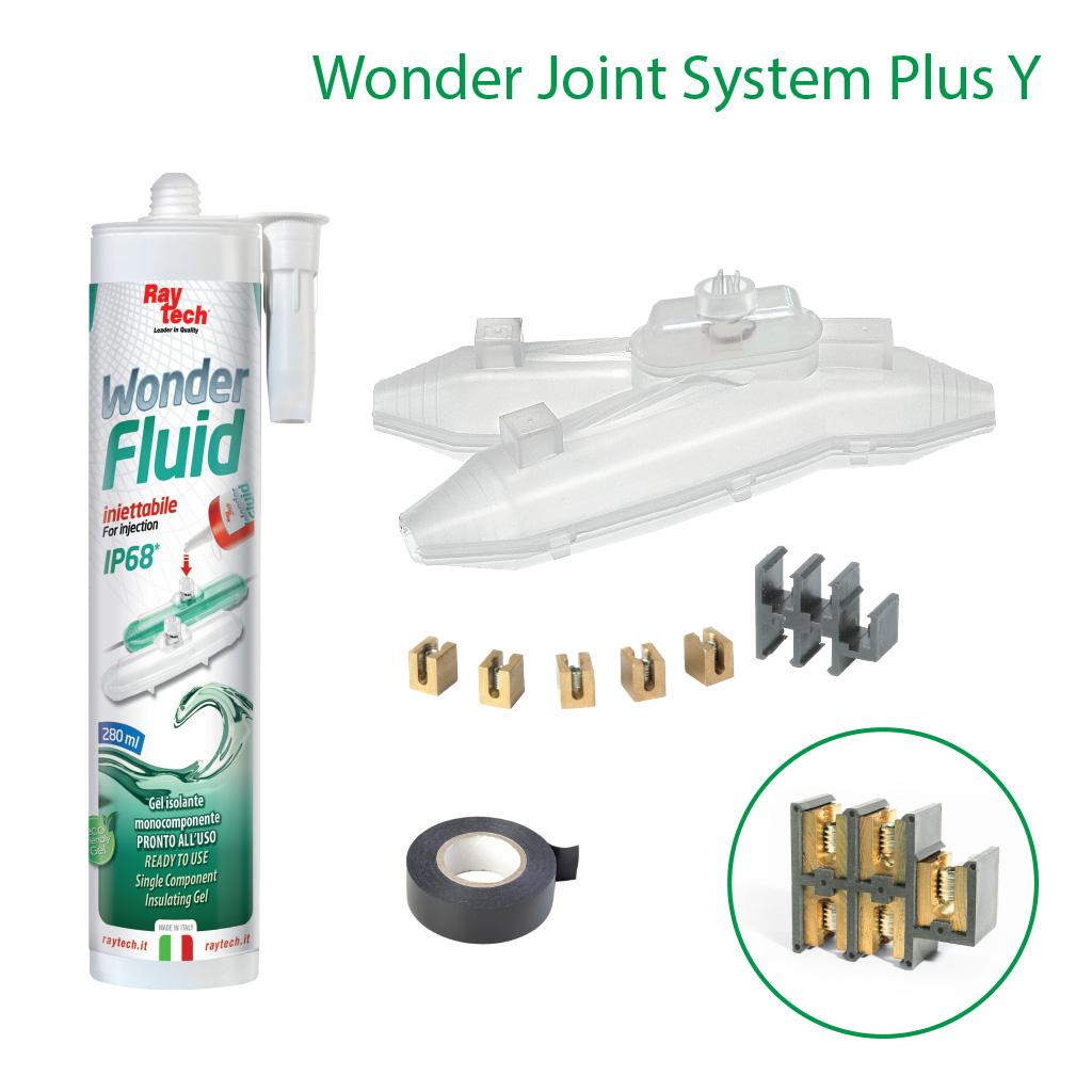 Wonder Joint System Plus - Giunto elettrico IP68